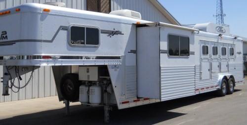 2005 Platinum Coach 4 Horse w/15' Outlaw LQ 4