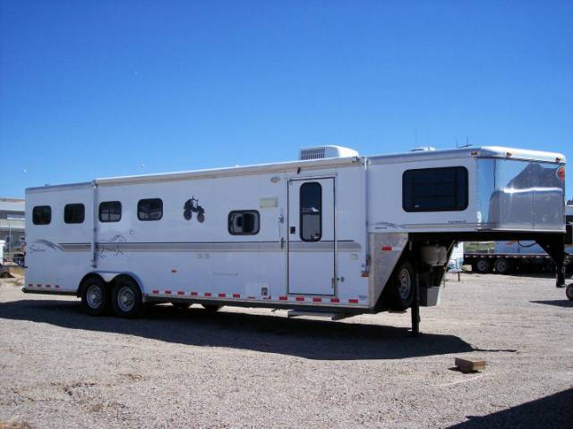 2004 SUNDOWNER 8008 TRAILBLAZER III 4